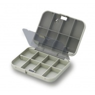 C&F small double sided compartment flybox