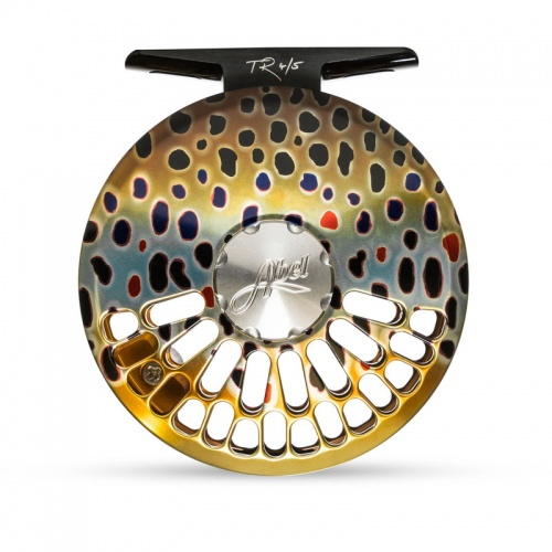 New Abel Fly Reels Europe