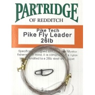 Partridge Pike fly leader