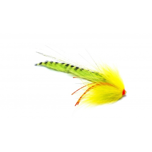 Pike Tube Flies