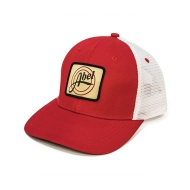 Abel Trucker Hat Red