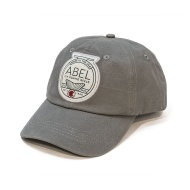 Abel Fish Tail Hat Grey
