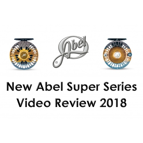 Abel Super Series Reels Review