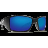 Costa blackfin black grey blue mirror 580p