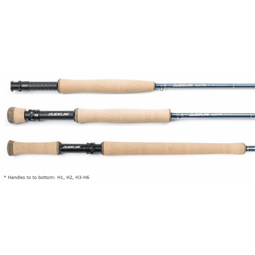Guideline Elevate Rods